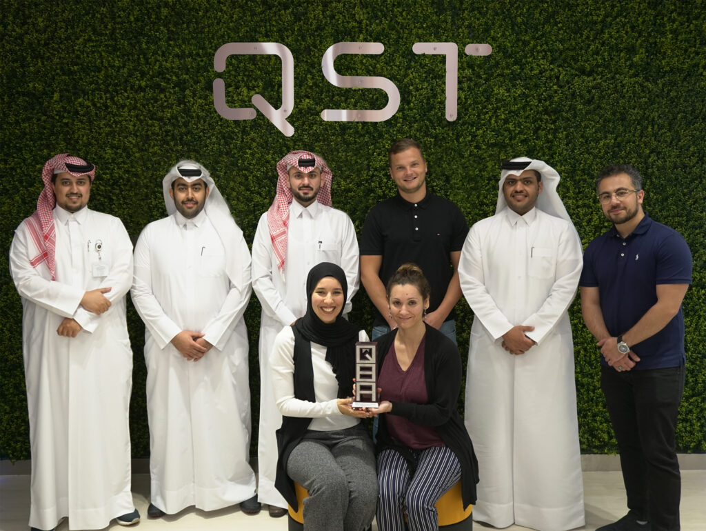 QBA 2019 award