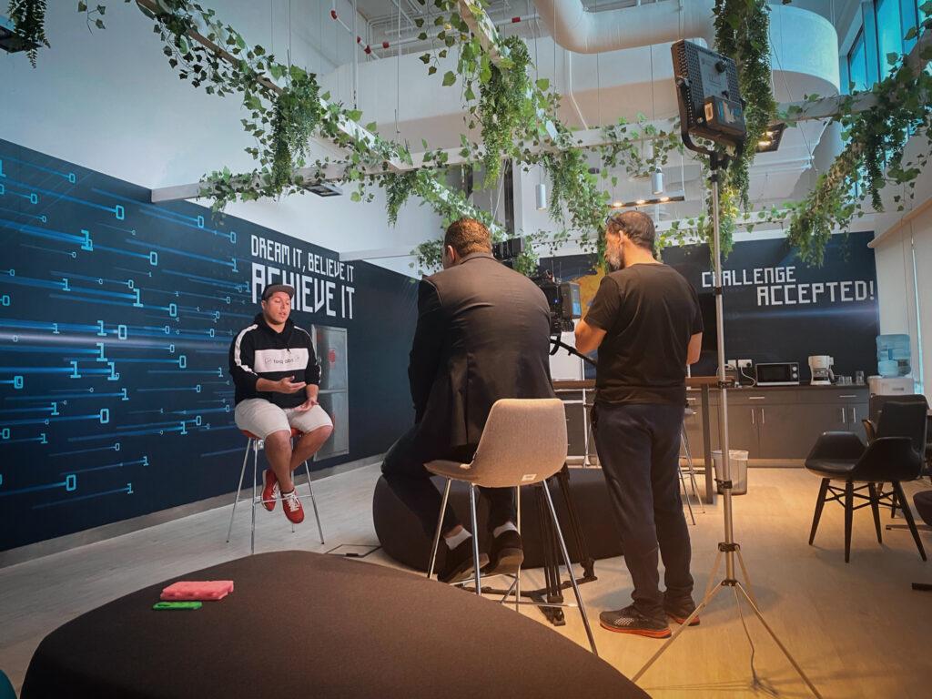 beIN interview