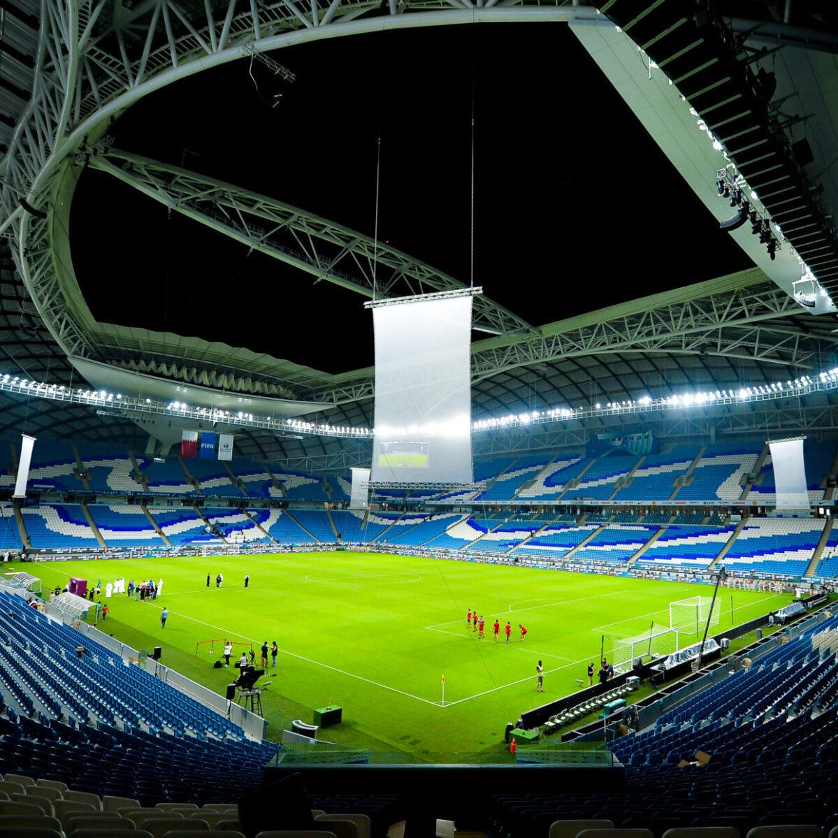 in-stadium